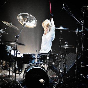 「CLOWD」、樹さん、「ドラムの日、1」.jpg