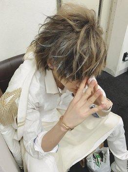 「CLOWD」、KOUさん、仙台live後.jpg
