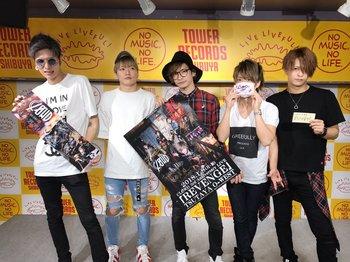 「タワーレコード渋谷店」、「CLOWD、イベント」.jpg
