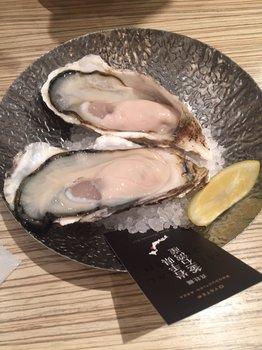 ベッチーさん、「牡蠣」.jpg